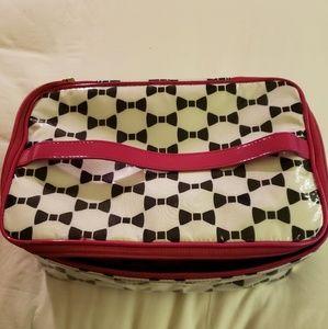 Kate Spade Makeup/Travel Bag